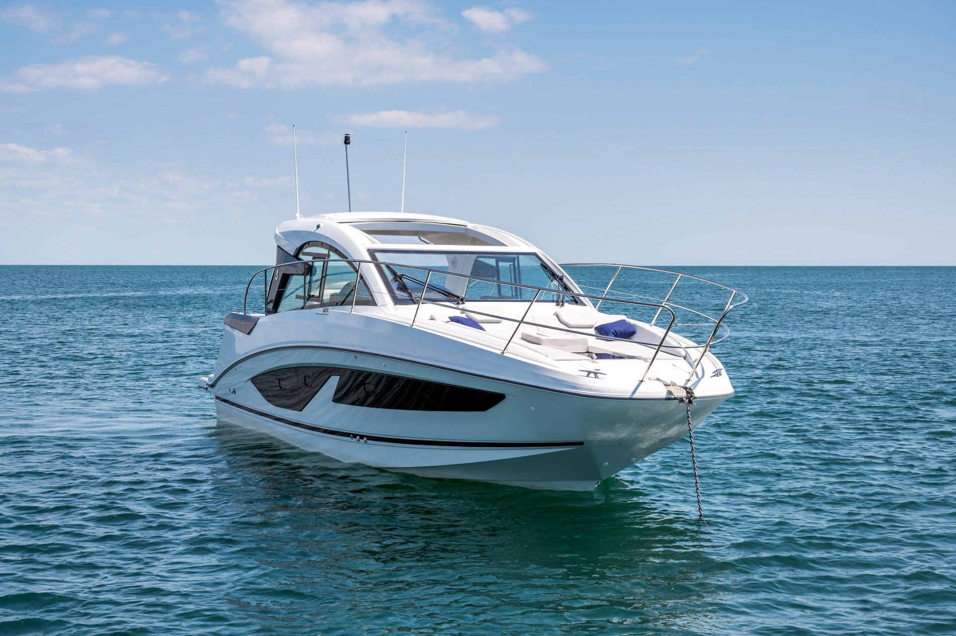 Beneteau Gran Turismo 36 inboard